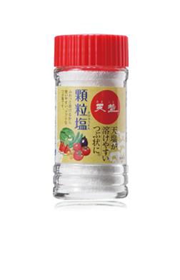 天塩の顆粒塩
