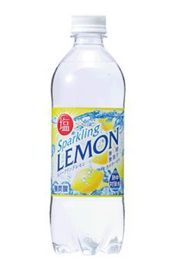 熱中対策水 スパークリングレモン