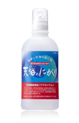 Amami's Nigari / Bitter from Muroto Deep-Seawater