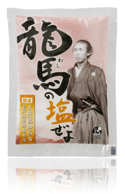 Ryoma's Salt / A Japanese Famous Samurai's, Ryoma, Salt