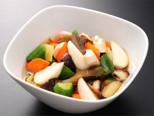野菜ときのこのピクルス